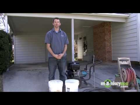 How To Pressure Wash A House 7