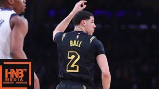 Los Angeles Lakers vs Dallas Mavericks 1st Half Highlights / Feb 23 / 2017-18 NBA Season