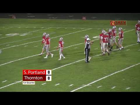 Thornton Academy vs. South Portland - September 21, 2018