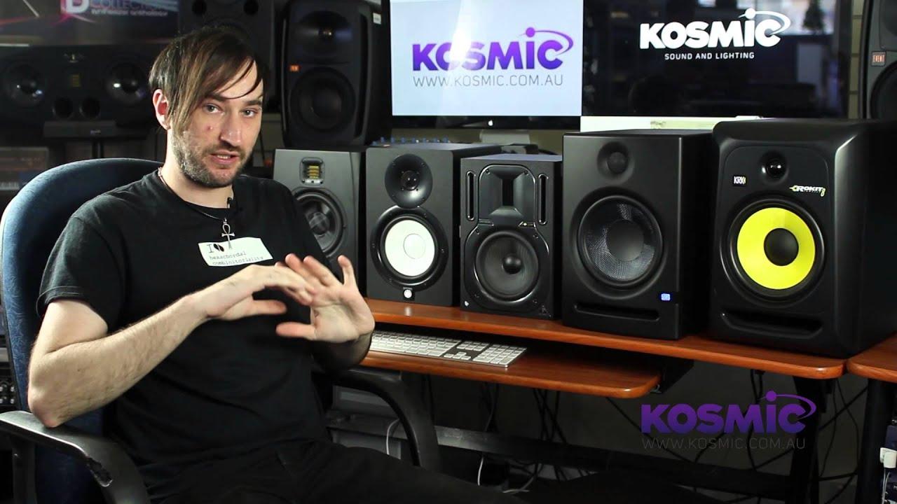 Studio Monitor Boxen : studio monitor speaker comparison update youtube ~ Hamham.info Haus und Dekorationen