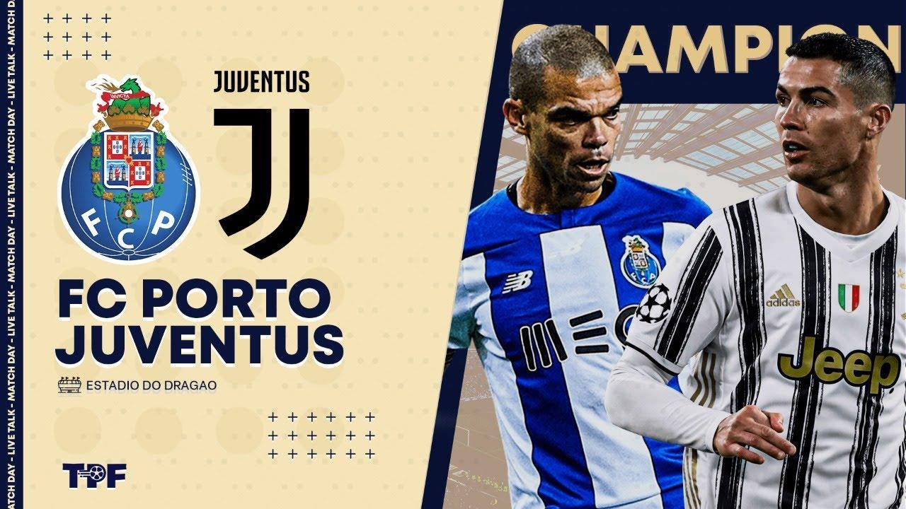 🔴🎥 Match Live/Direct : FC PORTO - JUVENTUS ( + Porto - Juve )   CHAMPIONS  LEAGUE / UCL - YouTube