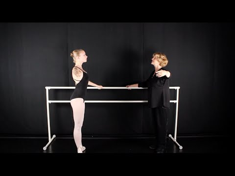 Maine State Ballet: Port de bras Technique - YouTube