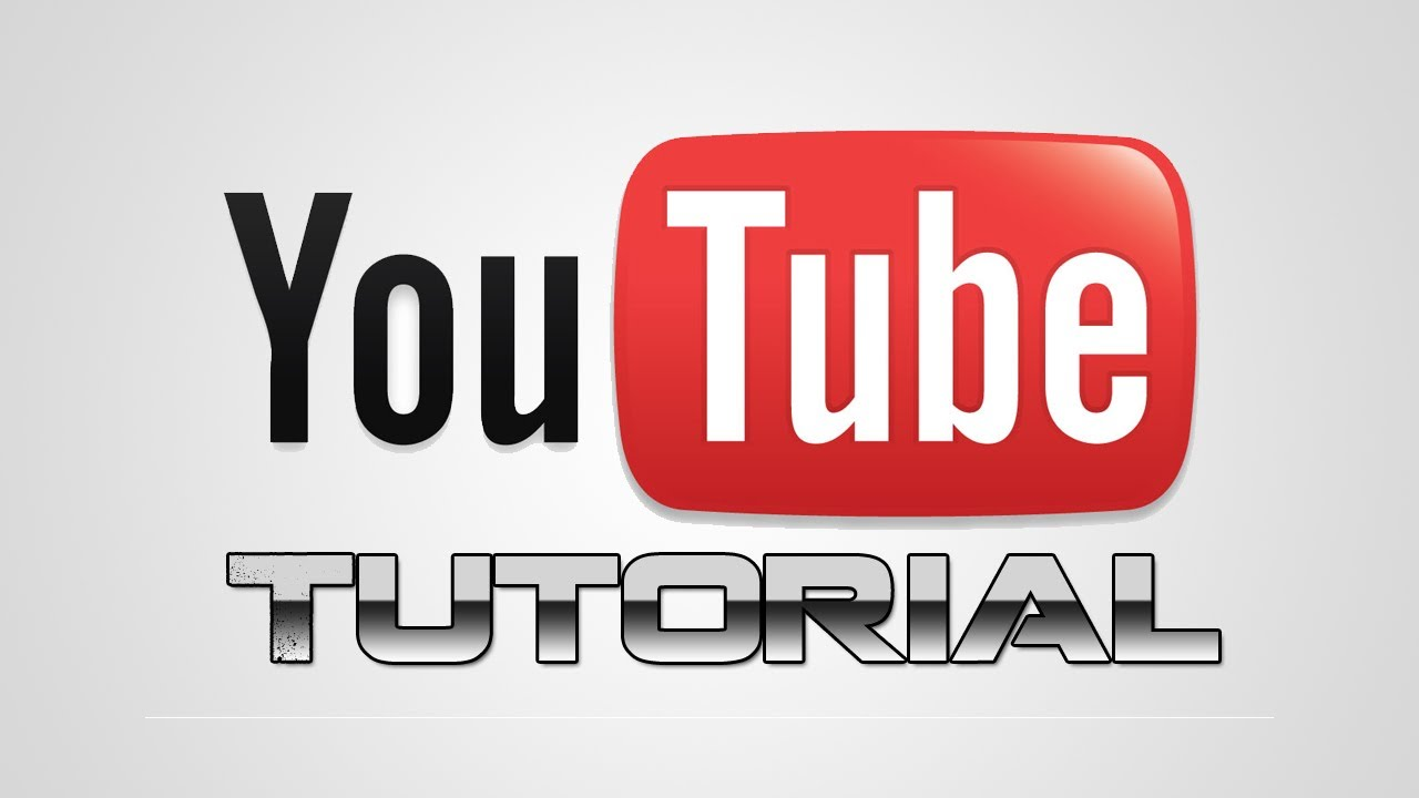 youtube tutorial how to grow a successful channel youtube