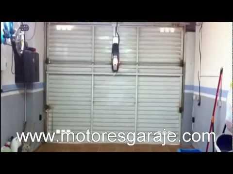 Motores el ctricos para puertas y portones basculantes - Motores electricos para puertas ...