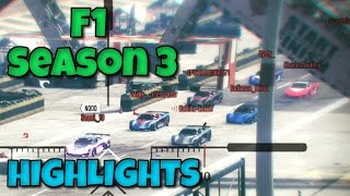 GTA 5 PS4 - F1 Championship (Season 3) RACE 1 Highlights