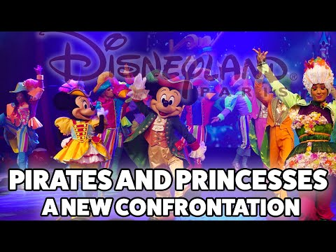 Pirates And Princesses - A New Confrontation During The Annual Pass Event