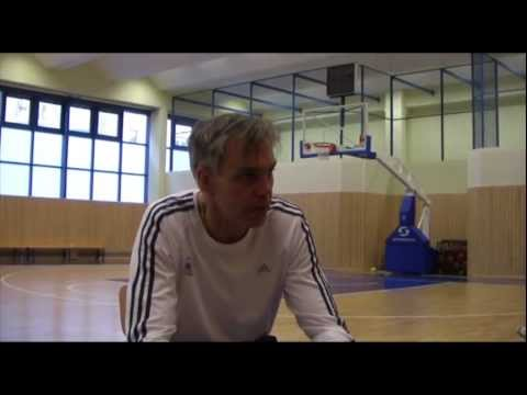 Gordon Herbert vor dem Spiel in Bonn