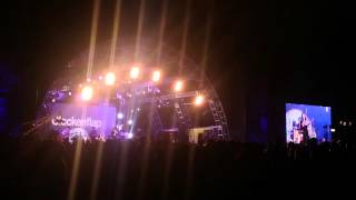 Clockenflap Hong Kong Music Festival 2015.
