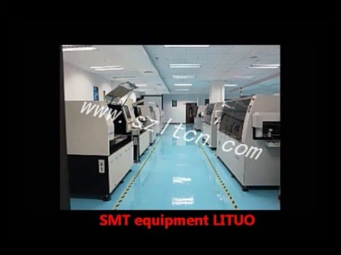 China's SMT Equipment Manufacturer LITUO