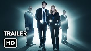 The X-Files Trailer (HD)