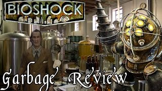 A Ridiculous Recap Of Bioshock 1 Story and Lore