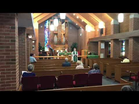 9 Pentecost - Holy Eucharist - 7/25/21