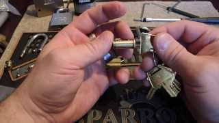 (001) How To: Make a Key From a Lock