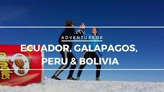 Ecuador, Galapagos, Peru & Bolivia - Adventuredk