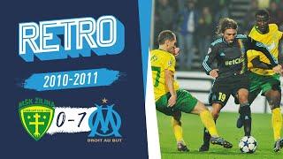 MSK Zilina 0 - 7  OM | Retour sur une victoire historique