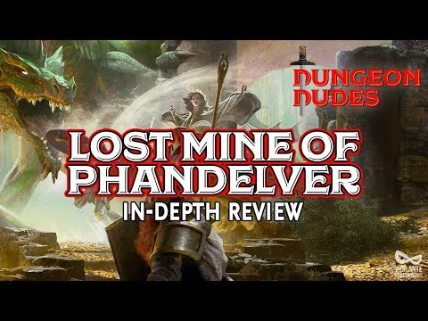 Lost Mine Of Phandelver Review - D&D 5e Starter Set Adventure