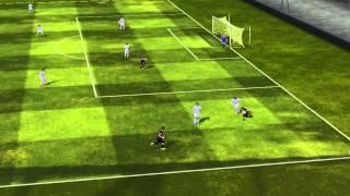 FIFA 14 iPhone/iPad - Real Madrid vs. FC Barcelona