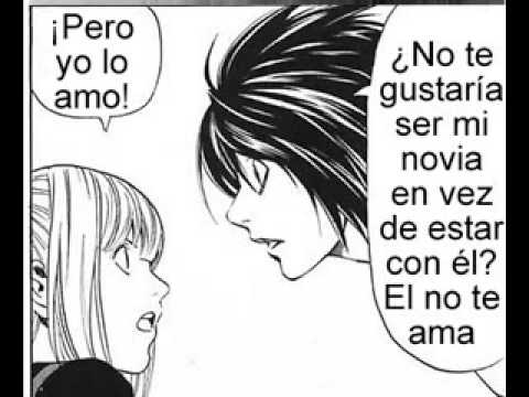 Death note confessions 1 fanfic espa 241 ol youtube