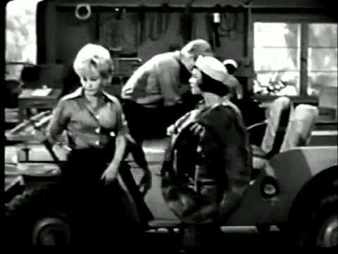 Broadside   1x04   Annie Shoots Down the Cupid 1964 Kathleen Nolan as Lieutenant Anne Morgan
