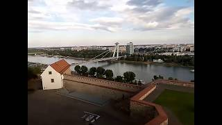 Старый город Bratislava Old Town
