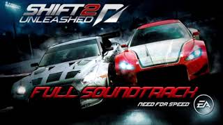 Need for Speed: Shift 2 Unleashed - Full Soundtrack