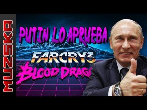 EL MEJOR DLC DE LA HISTORIA / Far Cry 3 Blood Dragon