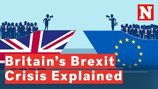 On march 29, 2019, britain was meant to leave the european union. instead, country has been plunged into political crisis. here's story of brexit so ...