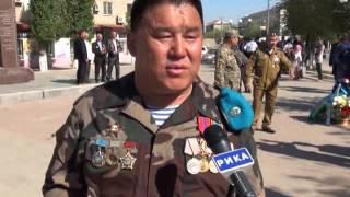 В Актобе состоялась встреча ветеранов Афганской войны, проживающих в соседних странах