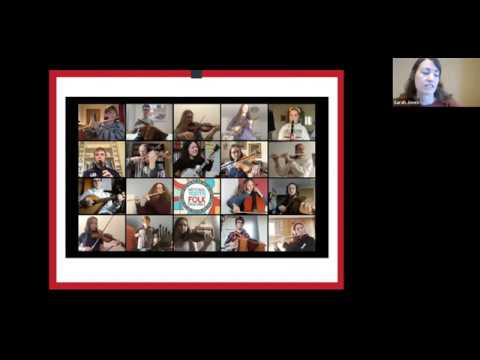 Webinar - Leading Music Activities Online with Groups