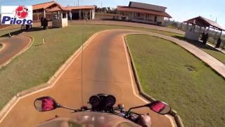 Auto escola Piloto   Moto pista