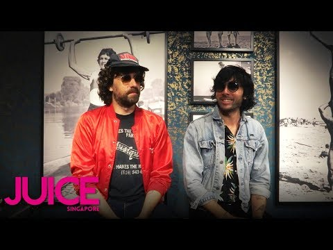 "Justice's music is ""not meant to make people dance"" 