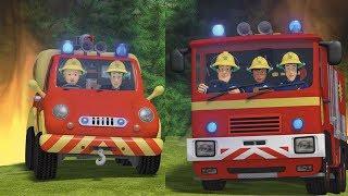 Sam el Bombero Español 🌟 El mejor equipo rescata - 1 hora capitulos completos 🔥 Dibujos animados