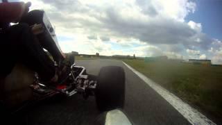 Gopro video karting circuit Ancenis 44  Pays de Loire