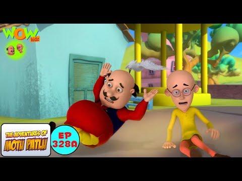 Jhoot Bolle Kauwa Kaate - Motu Patlu in Hindi - 3D Animation Cartoon - As on Nickelodeon