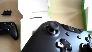 Xbox One Manette sans fil  + Kit de chargement  Déballage  (Unboxing).