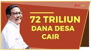 Skema Berubah, Dana 72 Triliun Langsung Masuk Kas Desa - JPNN.com
