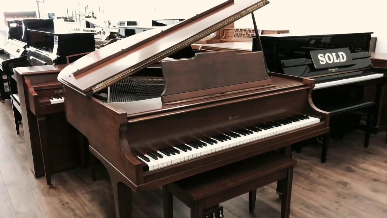 1931 Baldwin Howard Baby Grand Piano Youtube