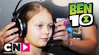 Бен 10 | Победители конкурса в студии дубляжа | Cartoon Network
