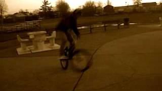 Hackensack Bikes 360 at bmx