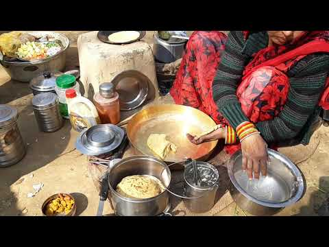makkey-ki-roti-recipe-|-corn-bread-|-desi-food-|