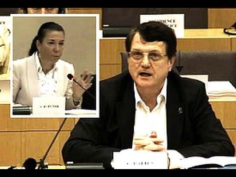 European Arrest Warrant with no prima facie evidence - UKIP MEP Gerard Batten