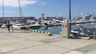 Первый рабочий день на работе в Сочи. Морпорт. Яхты в аренду.(, 2016-07-03T07:11:35.000Z)
