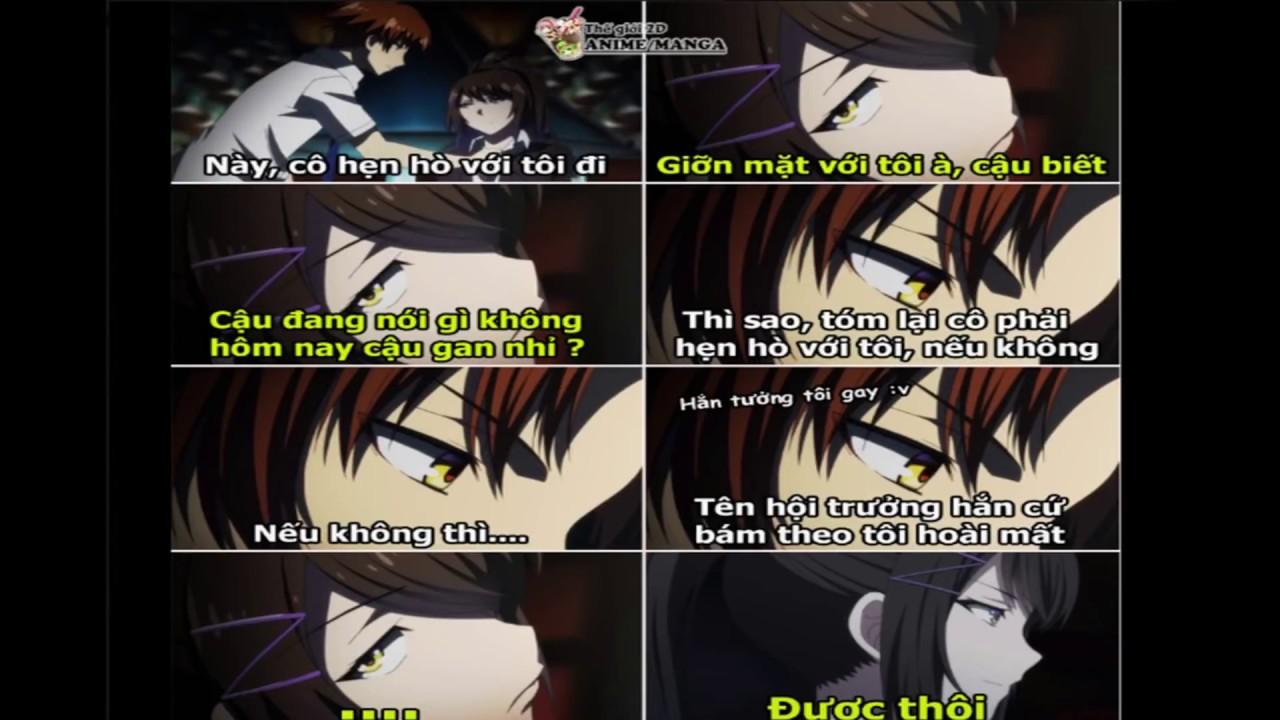 Ảnh chế anime #41 [siscon và brocon]