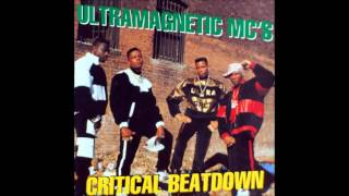 Watch Ultramagnetic Mcs Travelling At The Speed Of Thought remix video