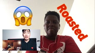 Ricegum-SSSniperwolf roasted my friends ( FT. Alissa Violet & Sommer Ray) Reaction