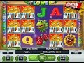Flowers - 10 Free Spins x3 Multiplier!