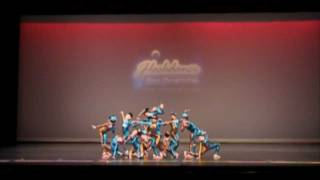 Acro Dance Competition - The Ringmaster - 11 Year Old Category thumbnail