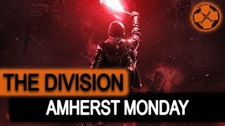 The Division 🔴 Amherst Monday | Dead Facecam | Weekly Cache Grind | PC Gameplay 1080p