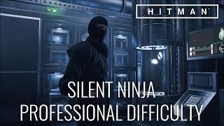HITMAN™ Professional Difficulty Walkthrough - Silent Ninja, Hokkaido (Silent Assassin Suit Only)