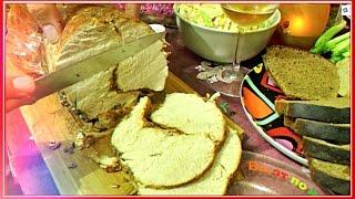 Домашняя ветчина из Цельного куска мяса индейки.Здоровое питание. How to make homemade ham